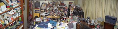 Pa's room.